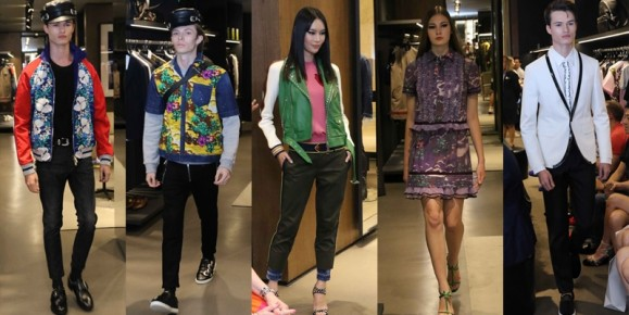 DSQUARED2 LAUNCHED SPRING/SUMMER 2018 COLLECTION