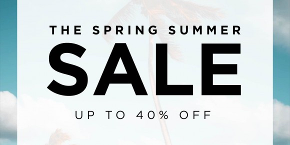 SS19 End Of Season Sale